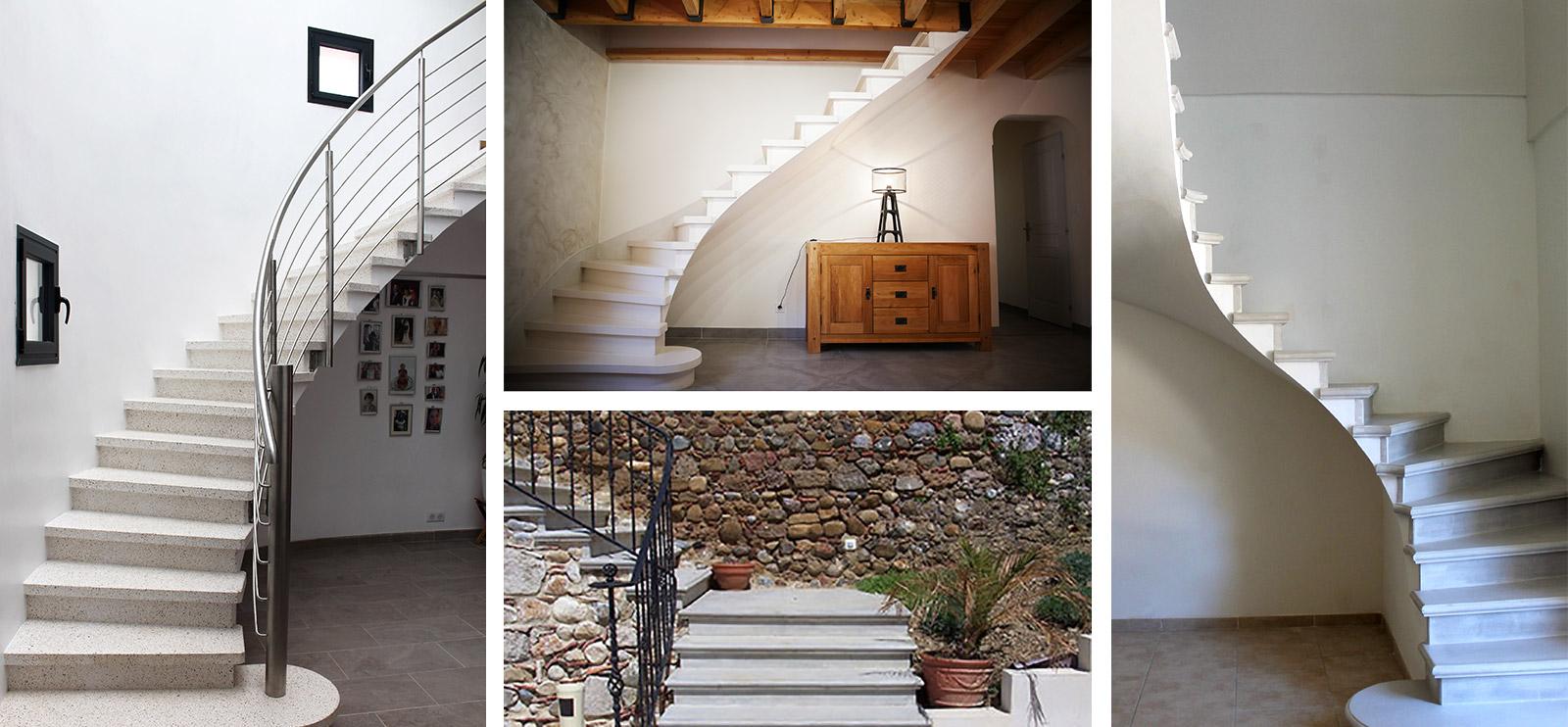 Escalier Interieur Beton Design prix et avantages de l'escalier en béton